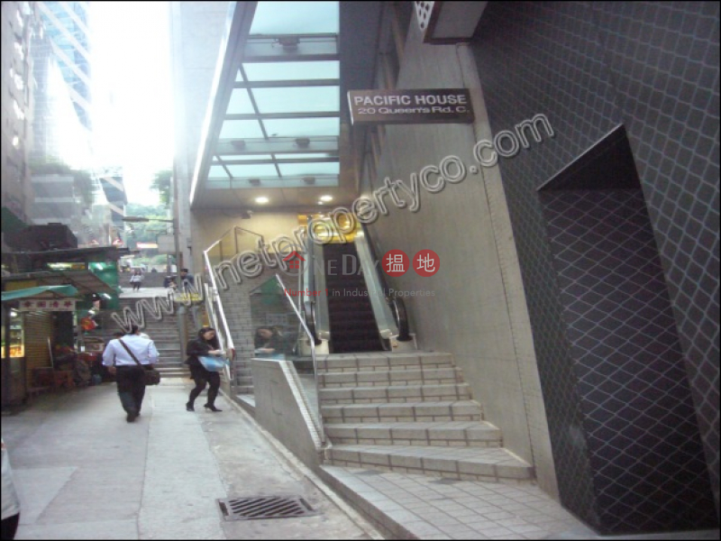 Central Office for Lease, Pacific House 太平行 Rental Listings | Central District (A055834)