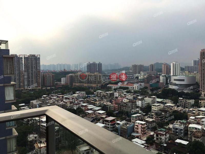 HK$ 12,000/ 月|原築 1座|元朗-交通方便,環境優美,地標名廈,名牌發展商《原築 1座租盤》