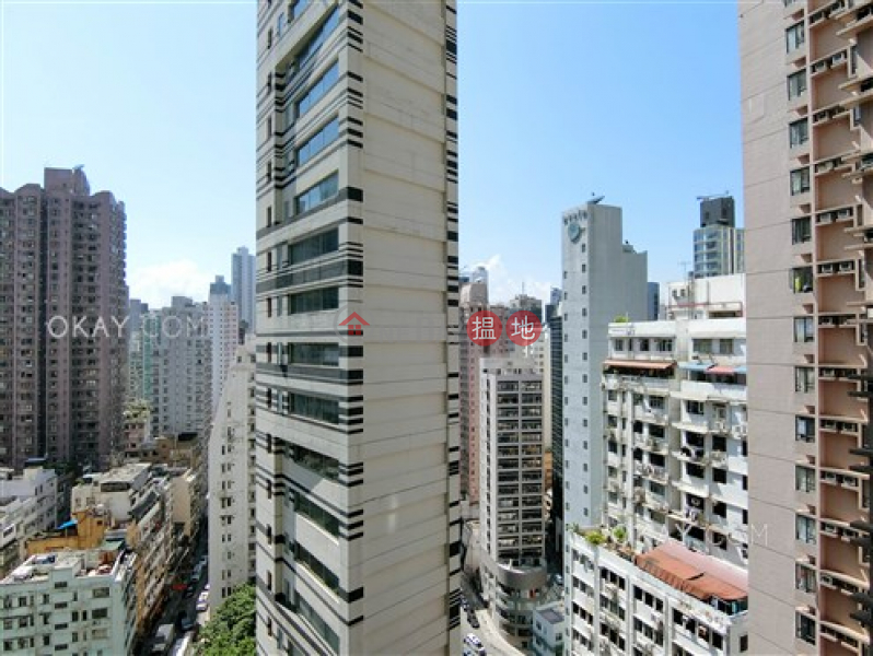 Practical 2 bedroom with balcony   Rental, 108 Hollywood Road   Central District, Hong Kong Rental HK$ 25,000/ month