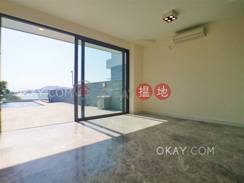 Unique house with rooftop, balcony | For Sale|Tsam Chuk Wan Village House(Tsam Chuk Wan Village House)Sales Listings (OKAY-S385021)_0