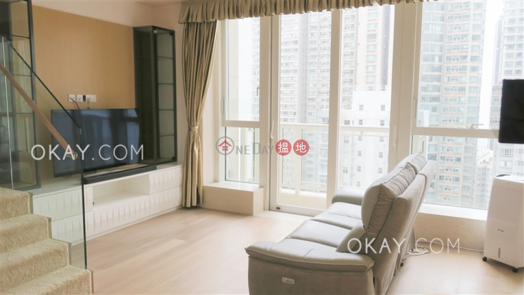 Luxurious 2 bedroom with balcony & parking | For Sale | The Morgan 敦皓 Sales Listings