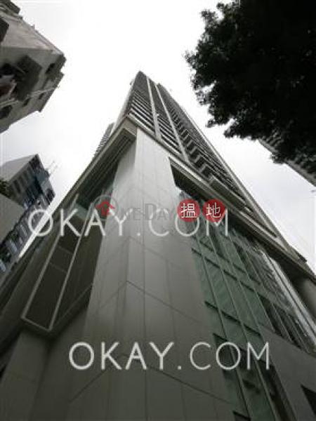 2房1廁,星級會所,露台《西浦出租單位》 西浦(SOHO 189)出租樓盤 (OKAY-R100237)