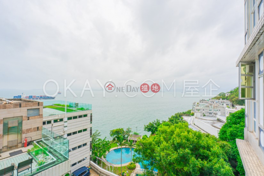 Lovely 4 bedroom with sea views, balcony | Rental 216 Victoria Road | Western District, Hong Kong | Rental | HK$ 80,000/ month