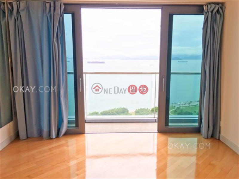 Property Search Hong Kong | OneDay | Residential Sales Listings | Gorgeous 3 bed on high floor with sea views & balcony | For Sale