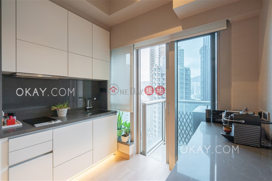 Property Search Hong Kong | OneDay | Residential, Sales Listings Luxurious 1 bedroom on high floor with balcony | For Sale