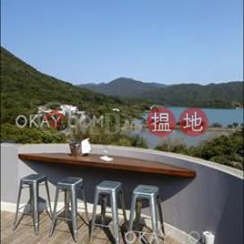 Unique house with sea views, rooftop & terrace | For Sale|Tsam Chuk Wan Village House(Tsam Chuk Wan Village House)Sales Listings (OKAY-S368215)_0