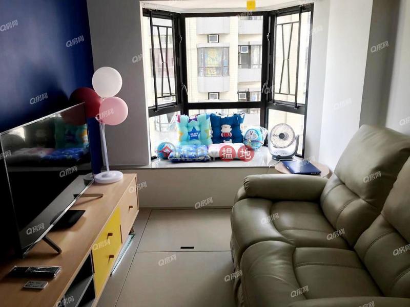 維港海景 乾淨企理高樂花園2座租盤 155干諾道西   西區 香港 出租HK$ 17,800/ 月