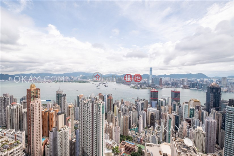 Luxurious 4 bed on high floor with harbour views | Rental | 39 Conduit Road | Western District | Hong Kong, Rental, HK$ 210,000/ month