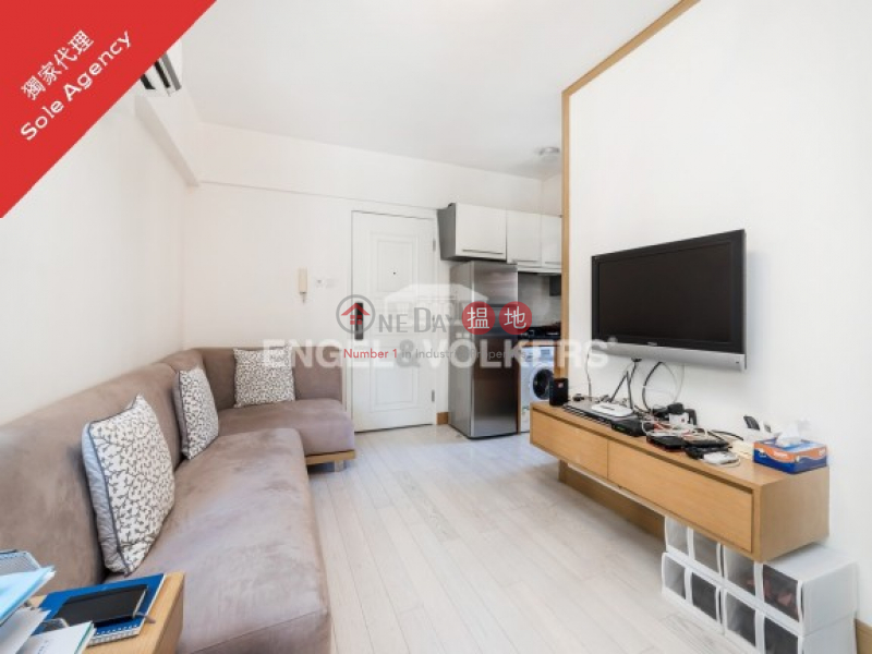 Studio Apartment in Windsor Court, Windsor Court 衛城閣 Sales Listings | Central District (MIDLE-0723794187)