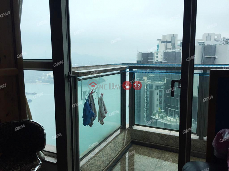 高層海景,實用三房,鄰近地鐵,名牌發展商,旺中帶靜《一號銀海8座買賣盤》-18海輝道 | 油尖旺|香港-出售HK$ 1,750萬