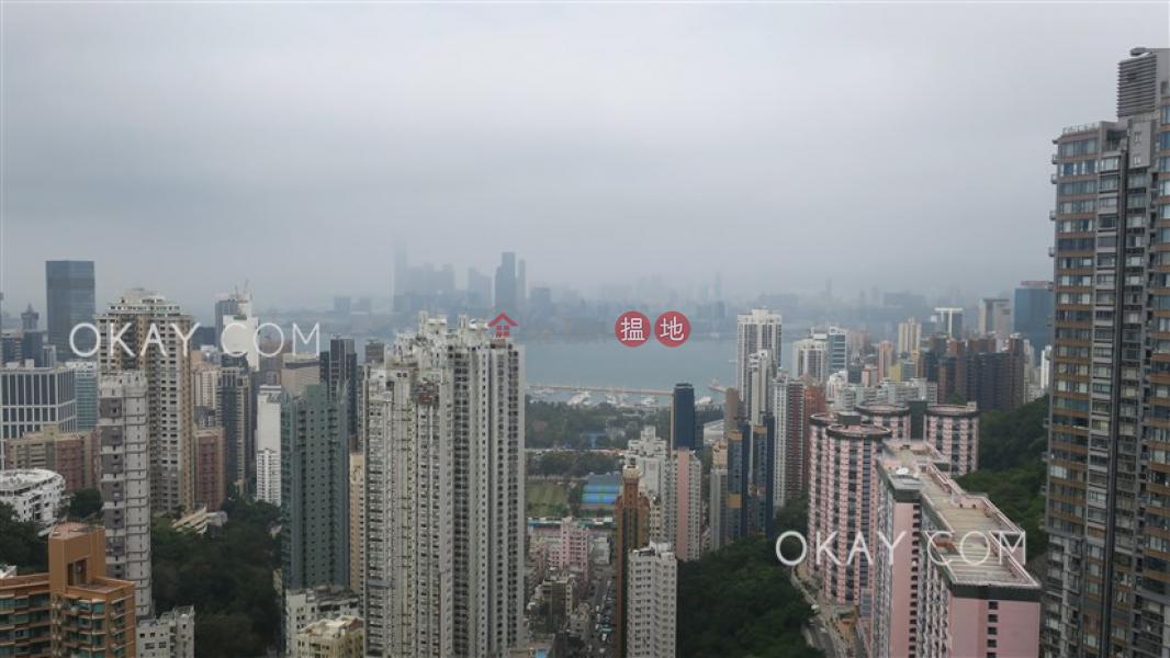 香港搵樓|租樓|二手盤|買樓| 搵地 | 住宅出租樓盤3房2廁,極高層,星級會所,可養寵物《名門1-2座出租單位》