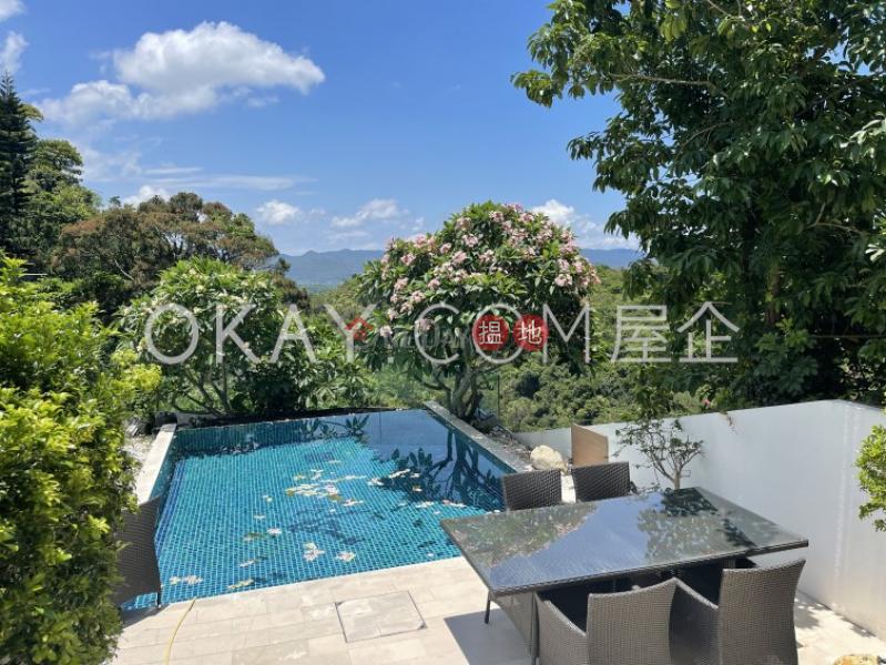 香港搵樓|租樓|二手盤|買樓| 搵地 | 住宅-出售樓盤-4房3廁,連租約發售,連車位,露台《歡景花園1座出售單位》