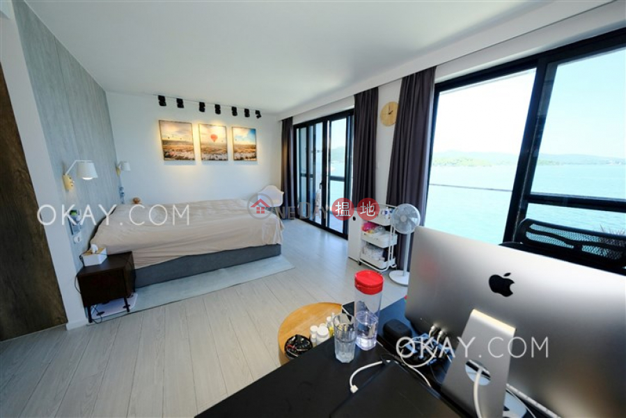 Property Search Hong Kong | OneDay | Residential | Rental Listings | Tasteful house with sea views, rooftop & balcony | Rental