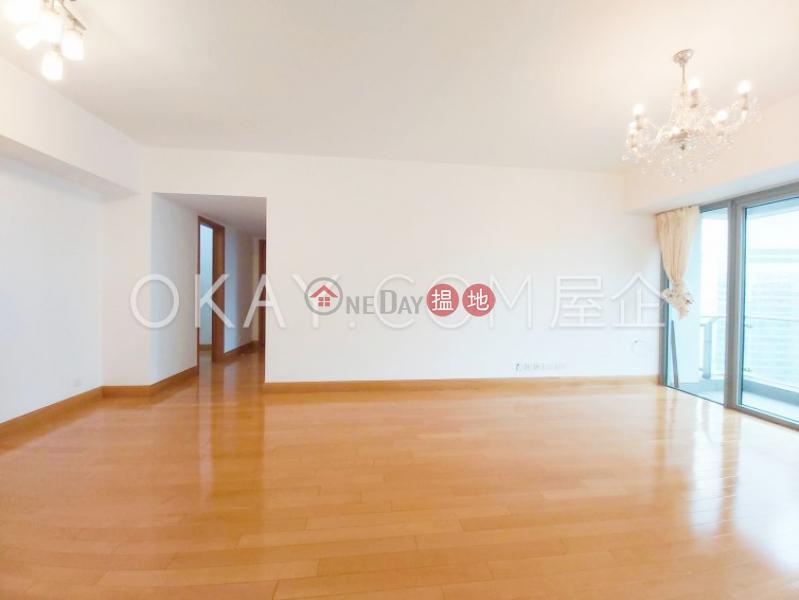Charming 3 bedroom on high floor with balcony & parking | Rental, 1 Austin Road West | Yau Tsim Mong Hong Kong | Rental, HK$ 52,000/ month