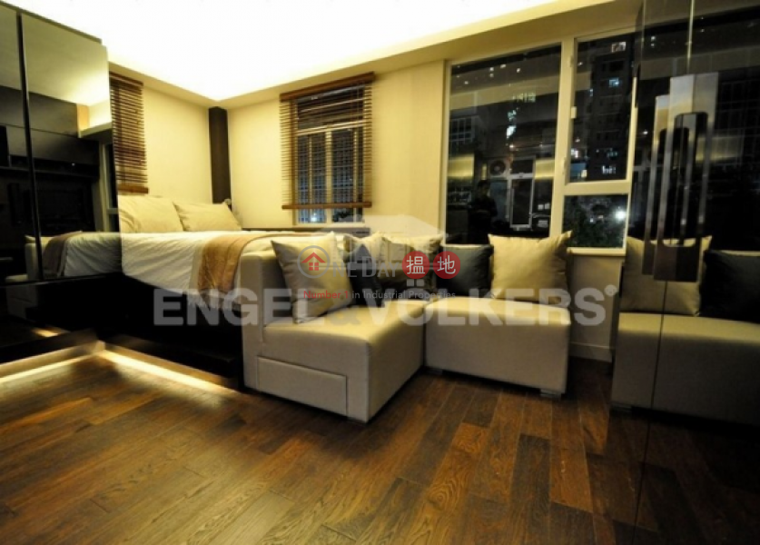 Studio Flat for Sale in Soho, Tai Shan House 太山樓 Sales Listings | Central District (EVHK40962)