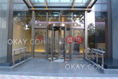 Unique 1 bedroom with balcony | For Sale|Wan Chai DistrictThe Gloucester(The Gloucester)Sales Listings (OKAY-S99476)_0