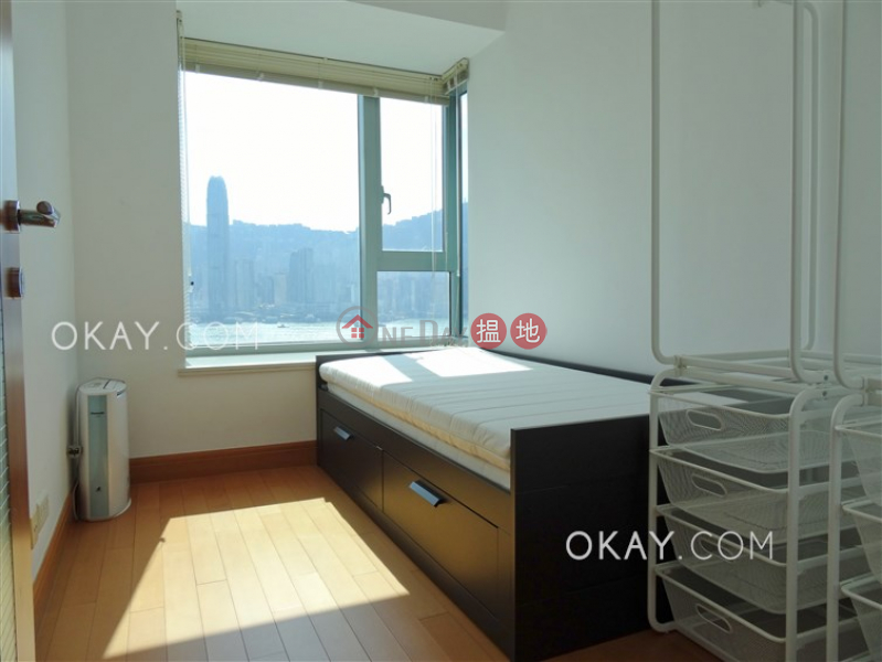 Property Search Hong Kong | OneDay | Residential | Rental Listings | Elegant 2 bedroom with harbour views & balcony | Rental