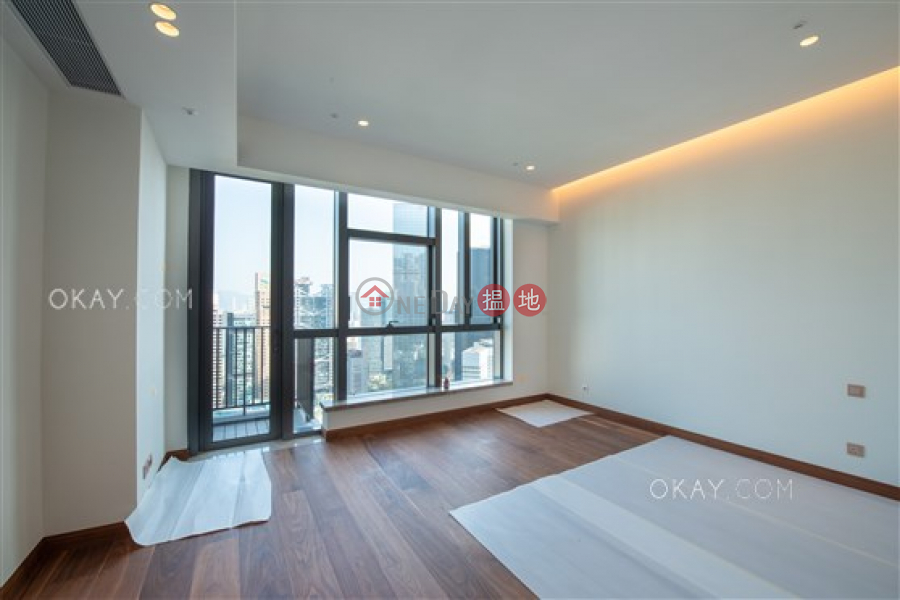 HK$ 185,000/ month | Caine Terrace | Eastern District, Luxurious 3 bed on high floor with balcony & parking | Rental