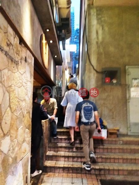 HK$ 835,536/ 月-些利街2-4號中區中環核心全新甲級商廈上下連續數層放租
