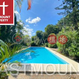 Clearwater Bay Villa House | Property For Rent or Lease in Celestial Villa, Ta Ku Ling 打鼓嶺秀麗苑-Corner, Convenient