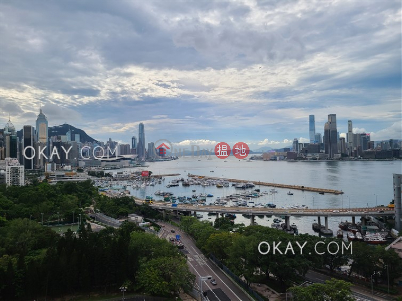 HK$ 65,000/ month Victoria Court | Eastern District | Efficient 3 bedroom on high floor with harbour views | Rental