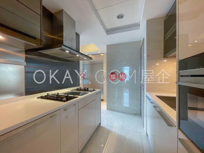 HK$ 62,000/ month | Cullinan West II | Cheung Sha Wan | Beautiful 4 bed on high floor with harbour views | Rental