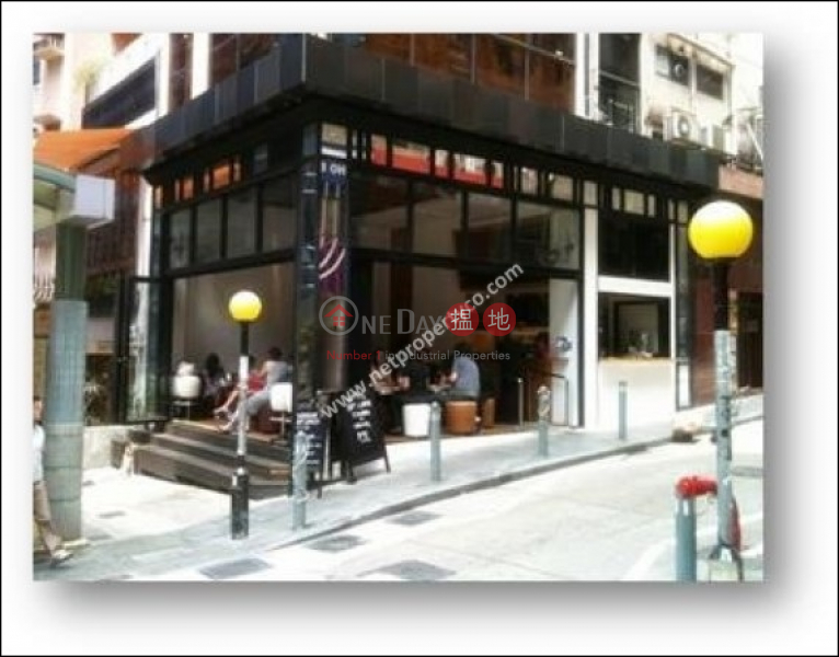 Staunton Street Shop for Sale / Rent, Asiarich Court 嘉彩閣 Rental Listings | Central District (A047982)
