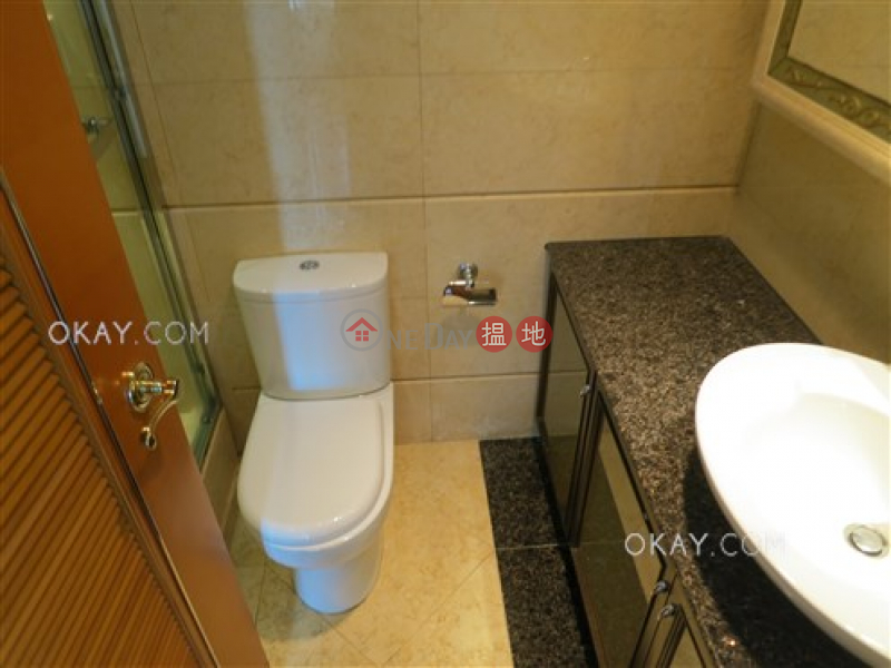 HK$ 45M, The Arch Sky Tower (Tower 1) | Yau Tsim Mong Lovely 3 bedroom on high floor with sea views & balcony | For Sale