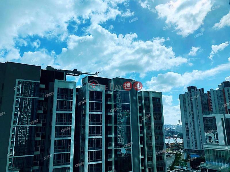 交通方便,內園靚景,連租約,實用兩房,地鐵上蓋《匯璽II買賣盤》-28深旺道 | 長沙灣香港|出售|HK$ 1,400萬