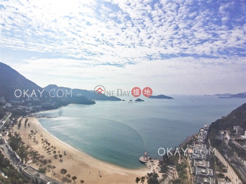 Efficient 3 bed on high floor with sea views & balcony | Rental | Repulse Bay Apartments 淺水灣花園大廈 Rental Listings