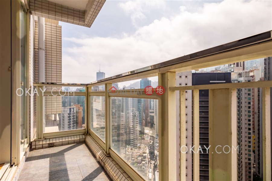 Property Search Hong Kong | OneDay | Residential | Rental Listings, Lovely 3 bedroom on high floor with balcony & parking | Rental