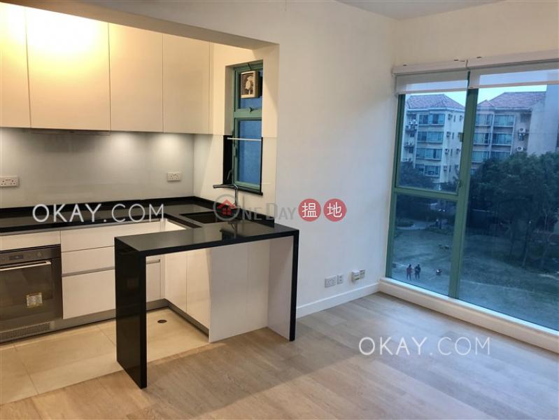 Unique 1 bedroom with terrace | Rental, Discovery Bay, Phase 12 Siena Two, Graceful Mansion (Block H2) 愉景灣 12期 海澄湖畔二段 閒澄閣 Rental Listings | Lantau Island (OKAY-R225105)