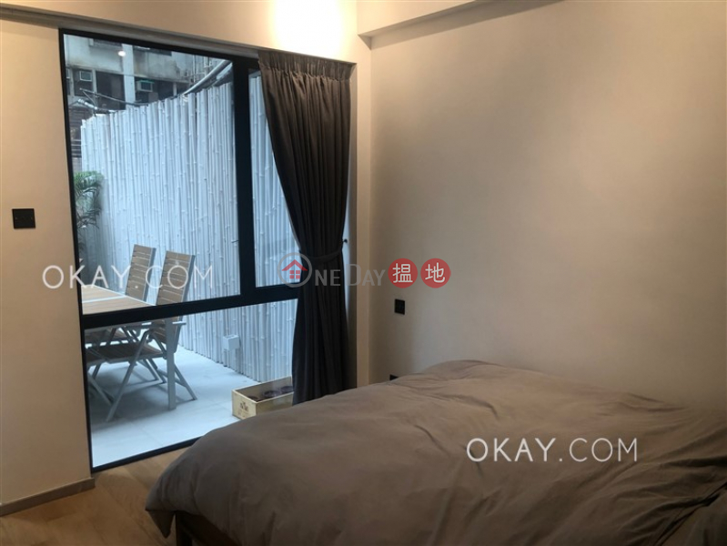 Rare 1 bedroom with terrace | Rental, 8-14 Connaught Road West | Western District, Hong Kong Rental, HK$ 34,800/ month
