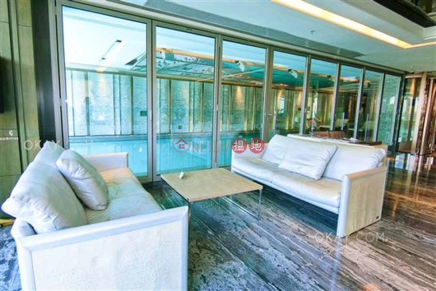 Property Search Hong Kong | OneDay | Residential Sales Listings, Exquisite 3 bed on high floor with balcony & parking | For Sale
