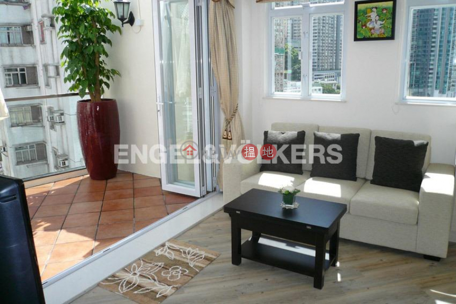 HK$ 11M Caravan Court Central District 1 Bed Flat for Sale in Soho