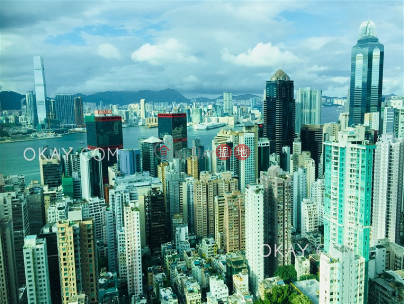 Gorgeous 3 bedroom on high floor with harbour views | Rental | 80 Robinson Road 羅便臣道80號 Rental Listings