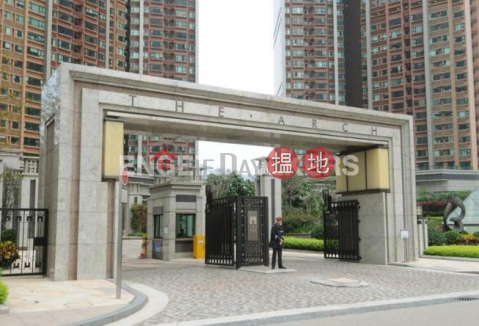 3 Bedroom Family Flat for Rent in West Kowloon|The Arch(The Arch)Rental Listings (EVHK86699)_0