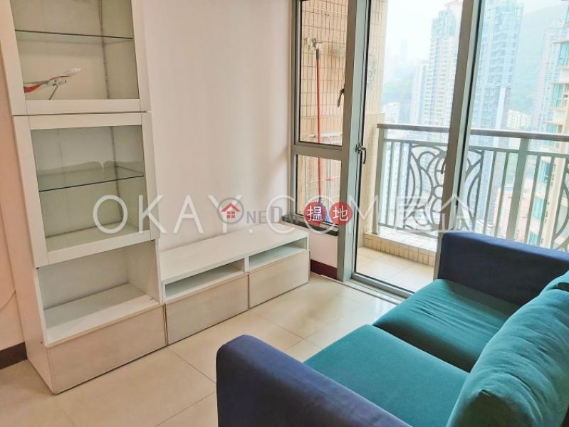 香港搵樓 租樓 二手盤 買樓  搵地   住宅-出租樓盤 2房1廁,極高層,星級會所,露台泓都出租單位