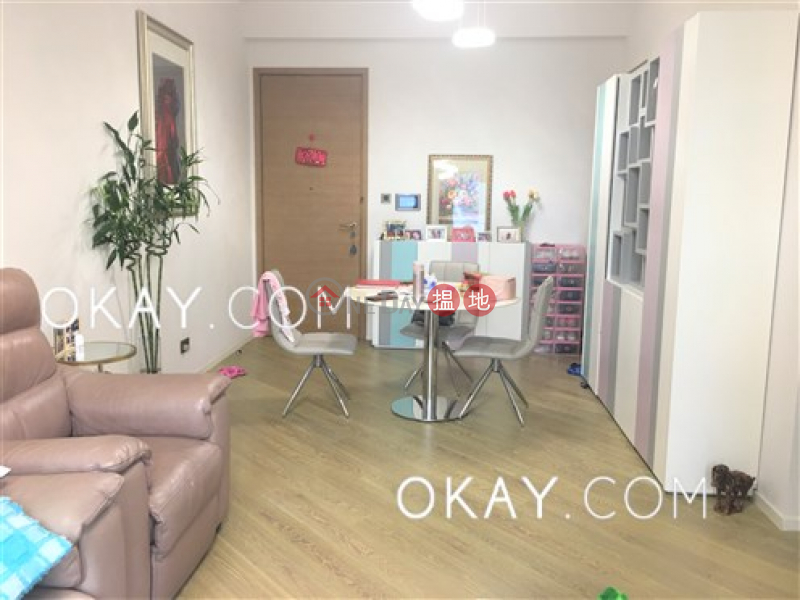 Stylish 3 bedroom with balcony | Rental, Tower 3 The Pavilia Hill 柏傲山 3座 Rental Listings | Eastern District (OKAY-R291641)