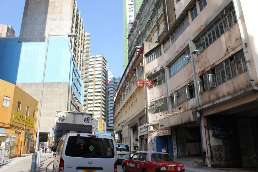 松林工業大廈 (Song Ling Industrial Building) 葵涌|搵地(OneDay)(1)