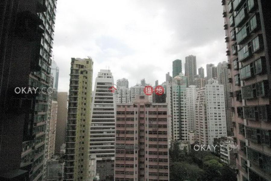 1房1廁,可養寵物《帝后華庭出售單位》-1皇后街   西區香港 出售-HK$ 850萬