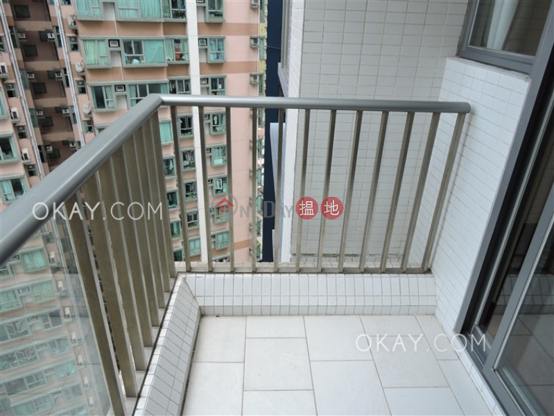 Nicely kept 2 bedroom with balcony   Rental   1 Wo Fung Street   Western District Hong Kong Rental   HK$ 28,000/ month