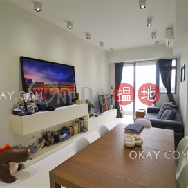 Lovely 2 bedroom on high floor with sea views & balcony | For Sale|One Pacific Heights(One Pacific Heights)Sales Listings (OKAY-S2919)_0