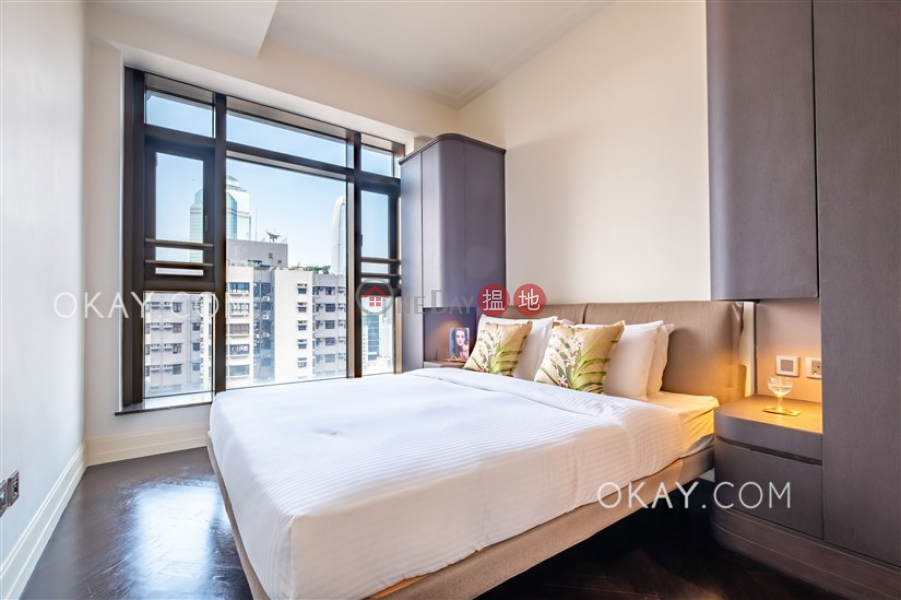 Property Search Hong Kong   OneDay   Residential   Rental Listings Tasteful 1 bedroom on high floor with balcony   Rental