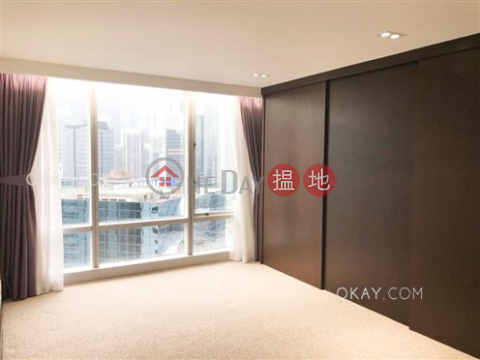 Rare 2 bedroom on high floor | For Sale|Wan Chai DistrictConvention Plaza Apartments(Convention Plaza Apartments)Sales Listings (OKAY-S10055)_0