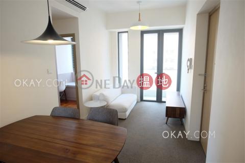 Unique 2 bedroom with balcony | Rental|Western District18 Catchick Street(18 Catchick Street)Rental Listings (OKAY-R294131)_0