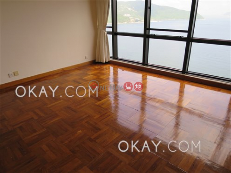 HK$ 68,000/ month | Pacific View | Southern District Unique 4 bedroom on high floor with balcony & parking | Rental