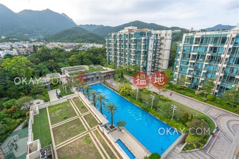 Tasteful 4 bedroom on high floor with balcony | Rental|The Mediterranean Tower 5(The Mediterranean Tower 5)Rental Listings (OKAY-R306693)_0