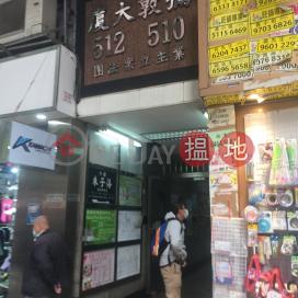 510-512 Nathan Road,Yau Ma Tei, Kowloon