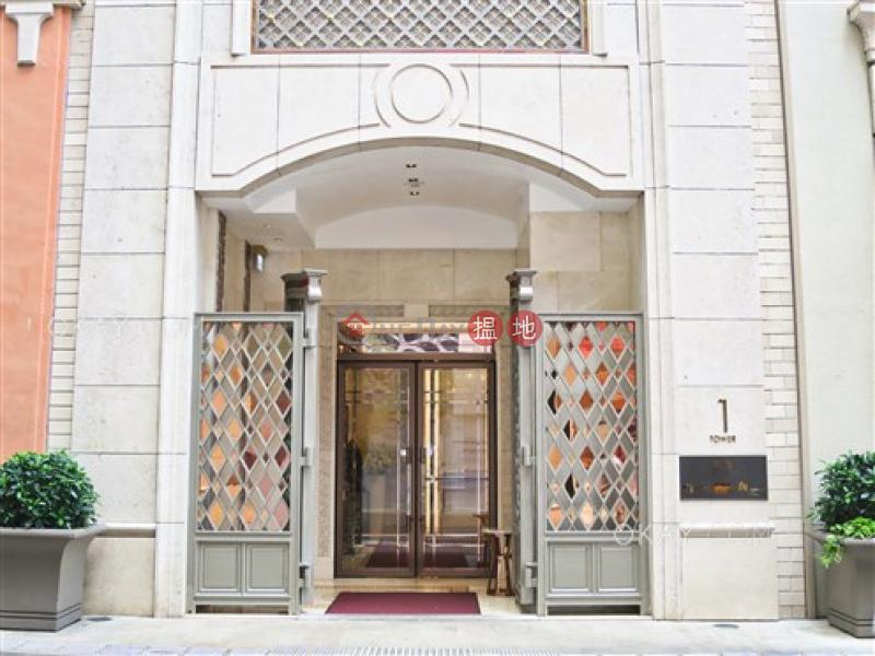 HK$ 27,000/ 月囍匯 2座-灣仔區-1房1廁,極高層,海景,可養寵物《囍匯 2座出租單位》